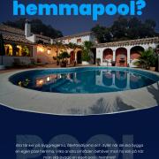 Saker att tänka på när du ska bygga och installera en pool hemma | Infographical