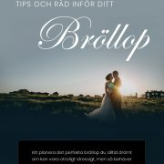 Planera dina drömmars bröllop i Skåne med dessa användbara tips | Infographical