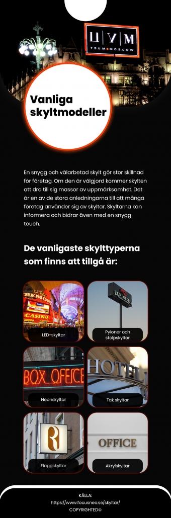 skylttyperna | Infographical
